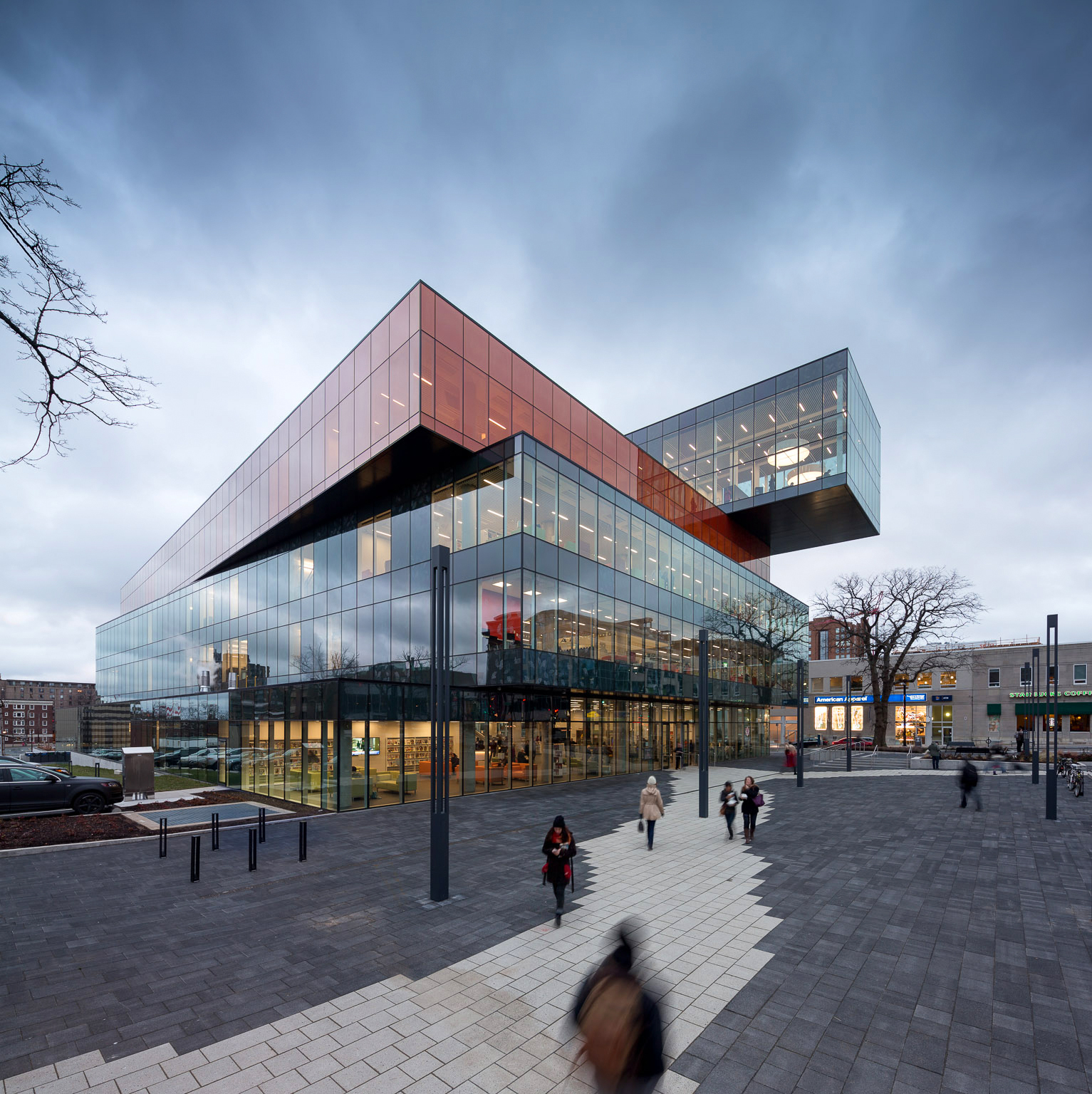 The nova scotia association of architects nsaa - Icon exterior building solutions ...